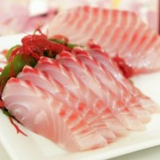 鯛魚柳刺身 (切片 約20片入)