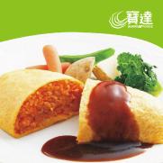 日本彌生太陽蛋包飯 (約250g)