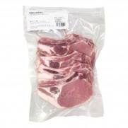 美國穀飼帶骨豬扒 (4塊入 約300g)