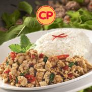 CP 九層塔雞肉飯 (約320g)