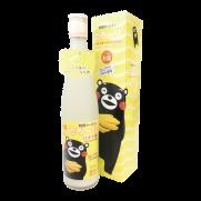 日本 熊本熊 特濃乳酪酒 香蕉味 (500ml)