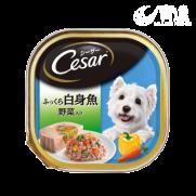 CESAR西莎料理系列 野菜白身魚 100g