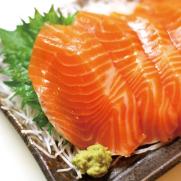 挪威三文魚刺身 切片 (約400g 約15片) 不需解凍