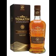 Tomatin 18 Years Single Malt 70cl / 43% abv
