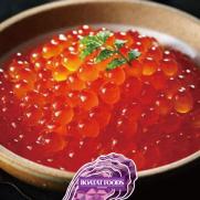 日本三文魚籽醬油漬 (約500g)