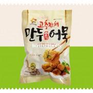 韓國紅辣椒醬餃子魚糕 (約300g)