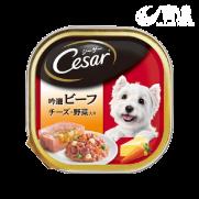 CESAR西莎料理系列 芝士野菜牛肉 100g