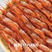 俄羅斯有頭甜蝦刺身 (30-35隻入 約500g)