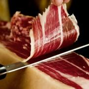 西班牙 Iberico 手切21個月風乾黑毛豬火腿片 (約80g)
