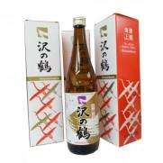 日本澤之鶴上撰清酒連盒 (720ml)